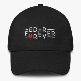 Federer Forever Cap (Black)