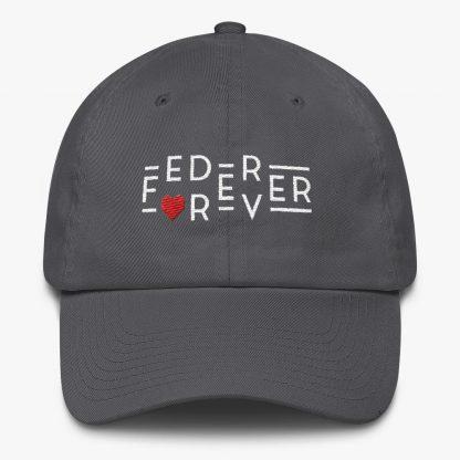 Federer Forever Cap (Gray)