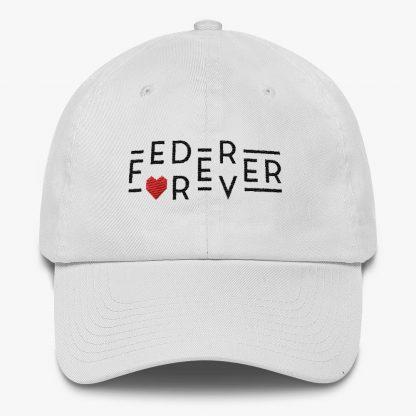 Federer Forever Cap (White)